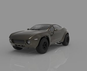 rally fighter local motors 3D