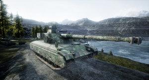 3D sk-105 model