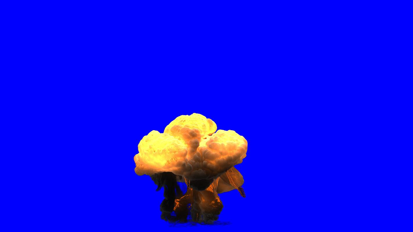 explosion fumefx fx 3D