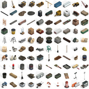 constructions pack model