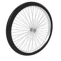 bicycle tire model