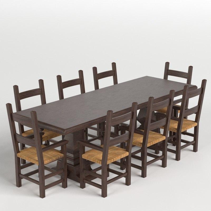 table desk 2 obj