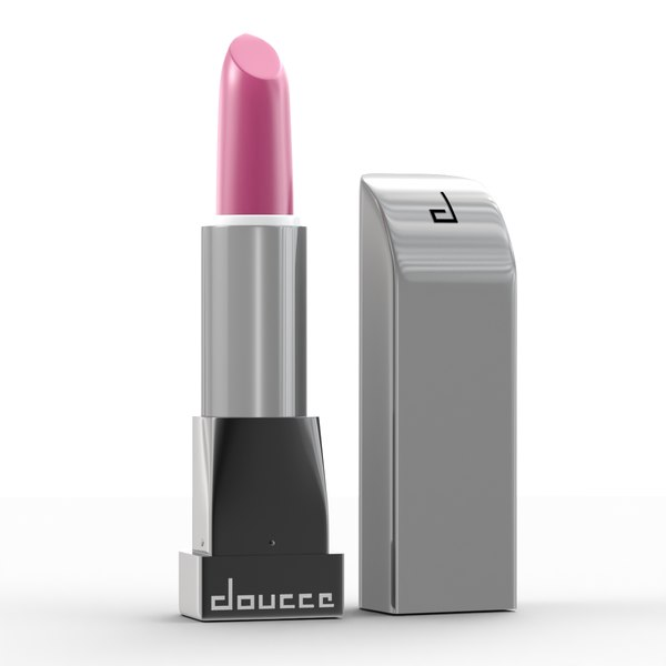 lipstick modeled 3D model