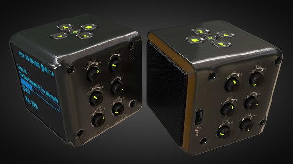 music player speaker model