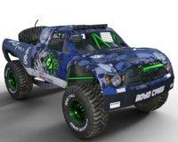 Barbarian monster truck