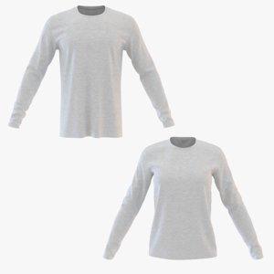 sweatshirt men 3D