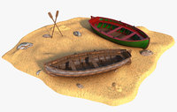 3D old model