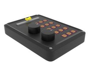 analog gamepad 3 axis 3D model