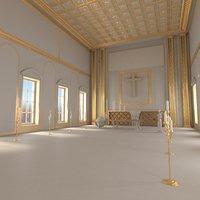 byzantium room 3D
