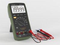 borbede bd-99 digital multimeter model