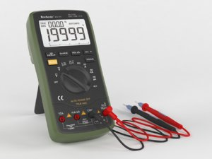 borbede bd-99 digital multimeter model