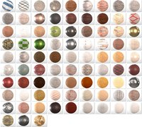 84 Seamless 4K PBR Materials Collection