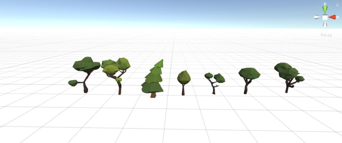 tree 4 3D model