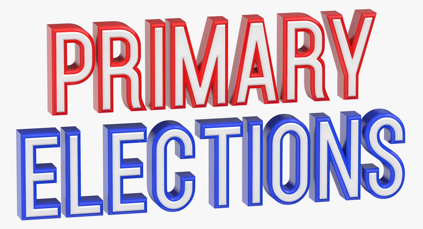primary elections model