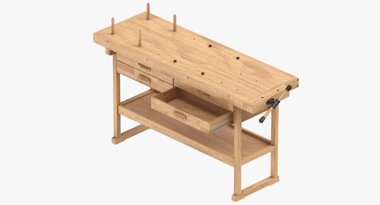 3D workbench bench work
