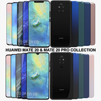 Huawei Mate 20 & Mate 20 Pro Collection