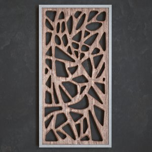 3D 3dpanel panel model