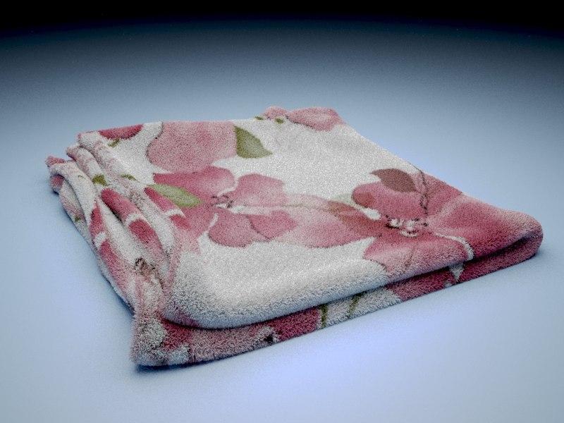 towel model