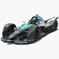 gen2 hwa racelab formula 3D model