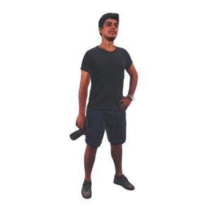 guy 3D