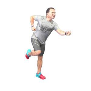 3D model runner