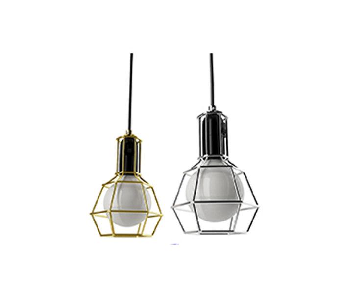 interior hanging lamp 3D