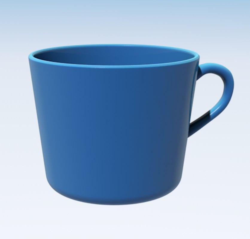 mug model