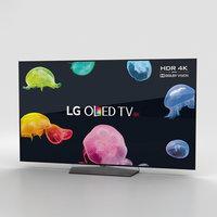 LG 55 OLED TV B6 OLED55B6V