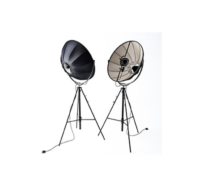 studio lamp 3D model