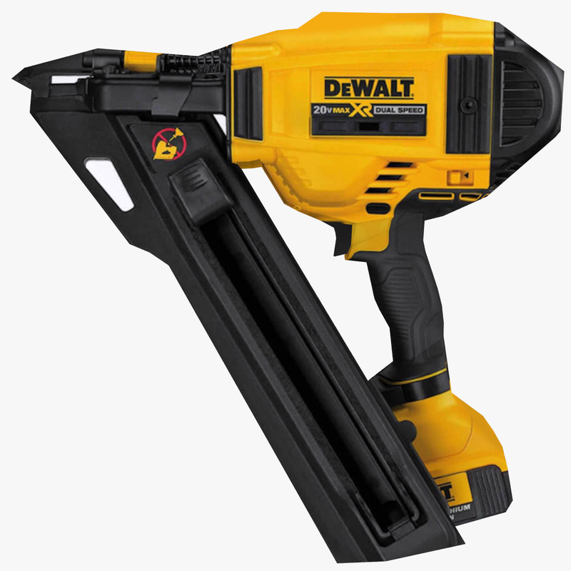 cordless metal connecting nailer model
