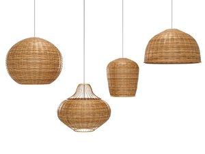 hanging ceiling light 3D model