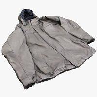 jack jacket 3D