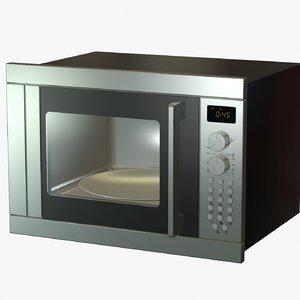 3D franke microwave model