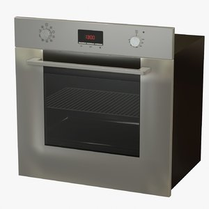 3D electric franke oven
