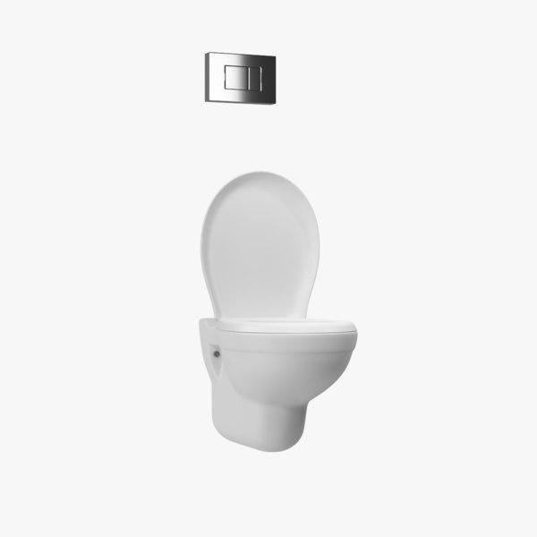 toilet stemcell clean model