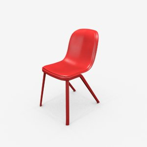 3D model segis dragonfly chair