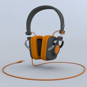 headphones 3D
