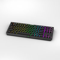 3D razer blackwidow black