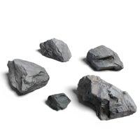 3D Scanned Rocks Pack