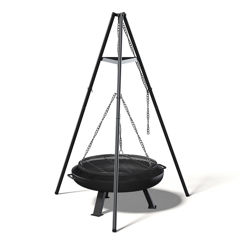 tripod barbecue model