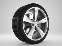 tire 3D