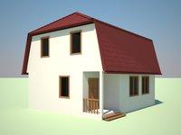 house k36 3D model