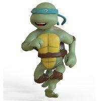 ninja turtle 3D