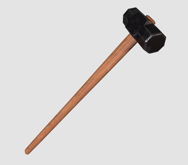 sledge hammer 3D