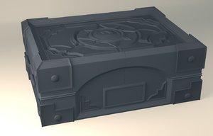 3D board pandaria orgrimmar