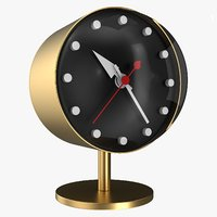3D office clock