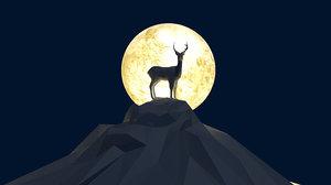 deer 3D
