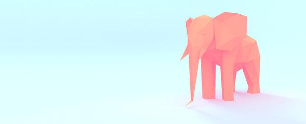 3D model polyanimalelephant