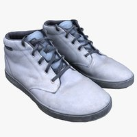 scan fiveten dirtbag shoes 3D model