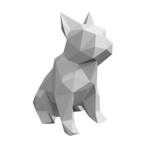 french bulldogdogpetanimallow 3D